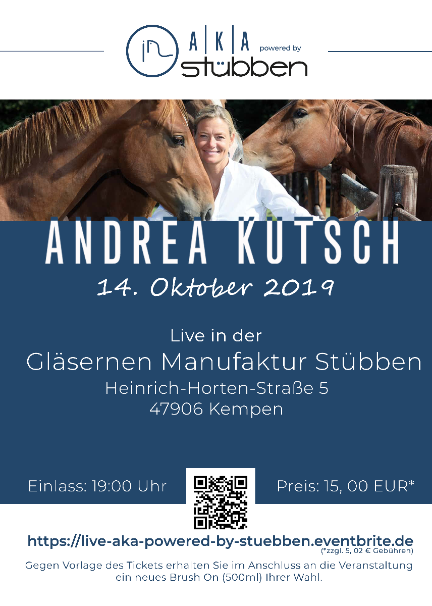 Andrea Kutsch Seminar Gläserne Manufaktur Stübben