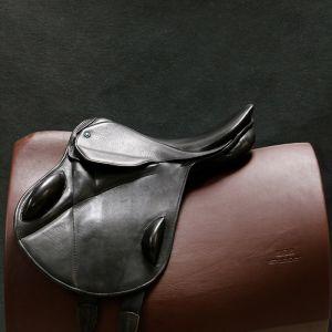 Springsattel Excalibur Monoblatt de Luxe